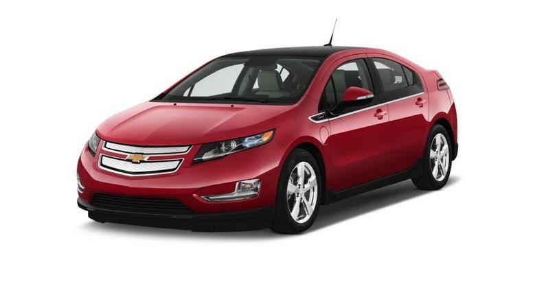 Chevy Volts recalled to add automatic shutoff feature
