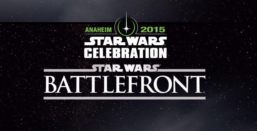 Star Wars Battlefront set for reveal at Star Wars Celebration 2015