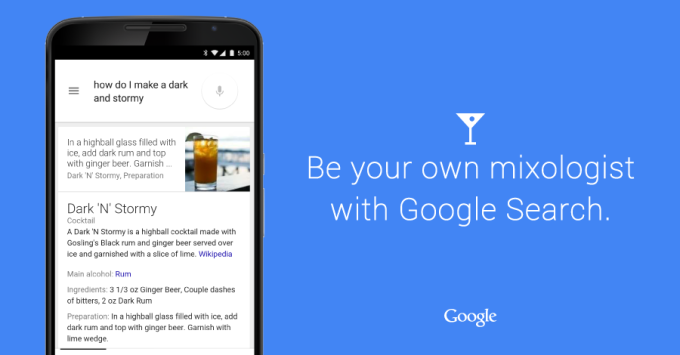 Google Search now tells you how to make a proper 'Sidecar'
