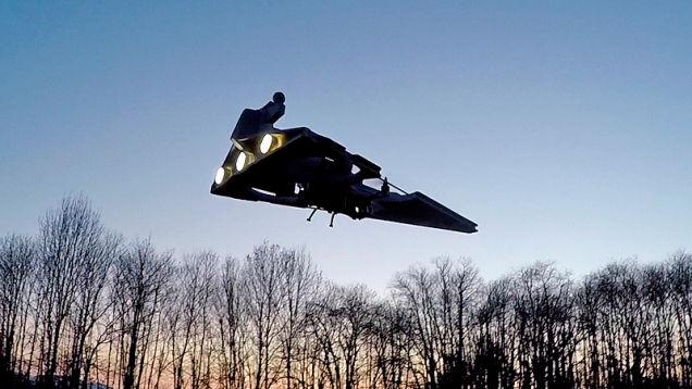 Star Destroyer is latest Star Wars replica drone