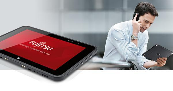 Fujitsu Stylistic V535 business tablet is ready for tough love