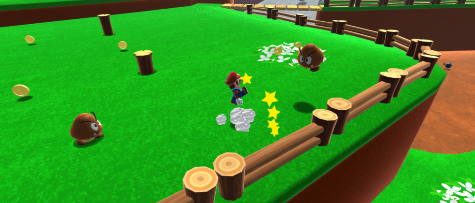 Super Mario 64 in your browser is perfect retro Sunday fun