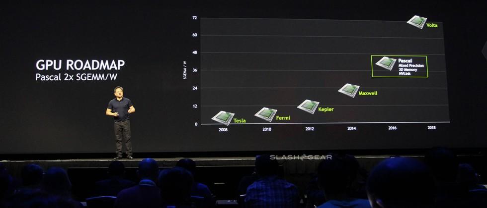 NVIDIA GPU Pascal detailed for 2016 release