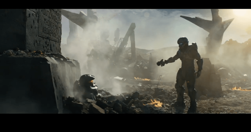 Halo 5 Guardians ad wants you to Hunt the Truth October 27