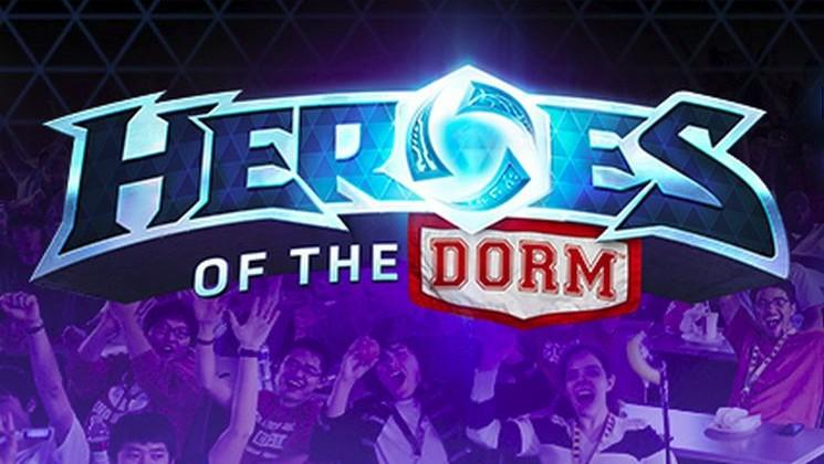 Blizzard's 'Heroes of the Dorm' tournament will be covered by ESPN