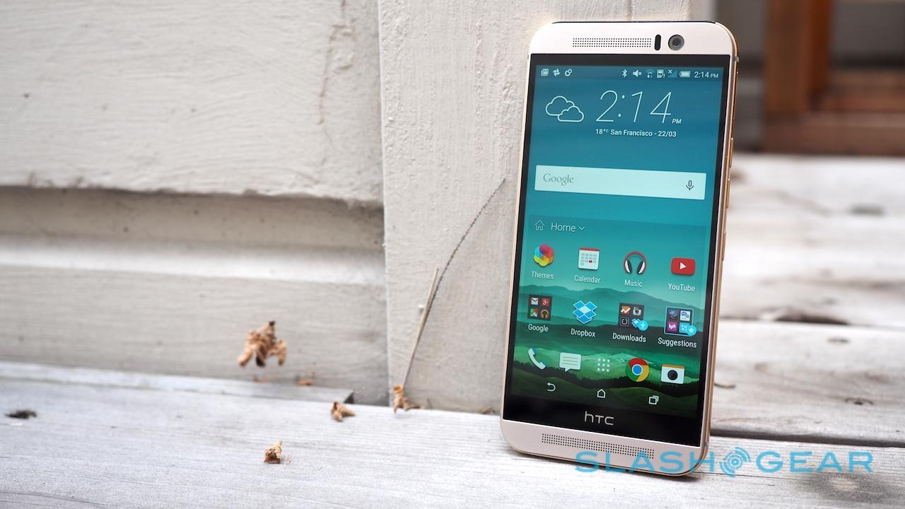 HTC One M9 Review – Gambling on Quality - SlashGear