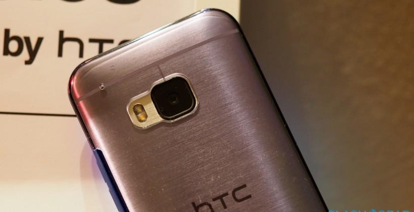 HTC One M9 heads to the UK first, pricing identical to M8