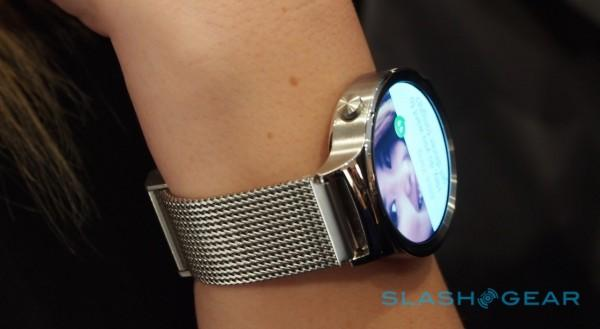 Huawei Watch hands-on: Prettiest Android Wear yet