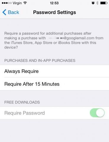 iOS 8.3 settings: skip password for free apps, Siri makes speakerphone calls