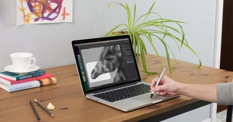 Inklet gives new MacBook's Force Touch a Wacom-like feature