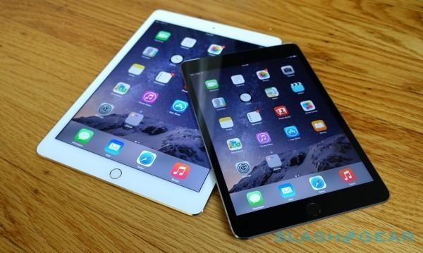 China carriers will carry LTE iPad Air 2, mini 3 for first time