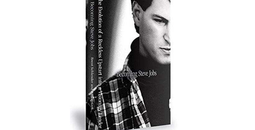 """""""Becoming Steve Jobs"""" book excerpt leaked by Amazon"""