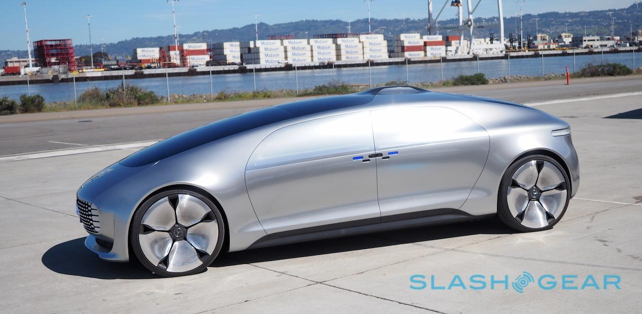 Mercedes F 015 >> I Hitched A Ride In Mercedes F 015 Self Driving Car Slashgear