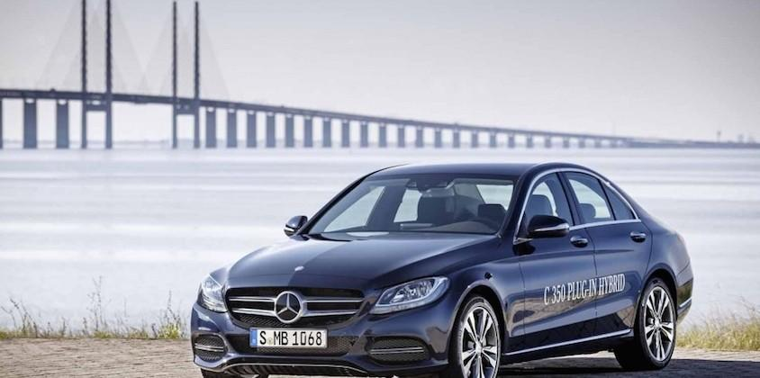 Mercedes to release 10 new plug-in hybrids by 2017