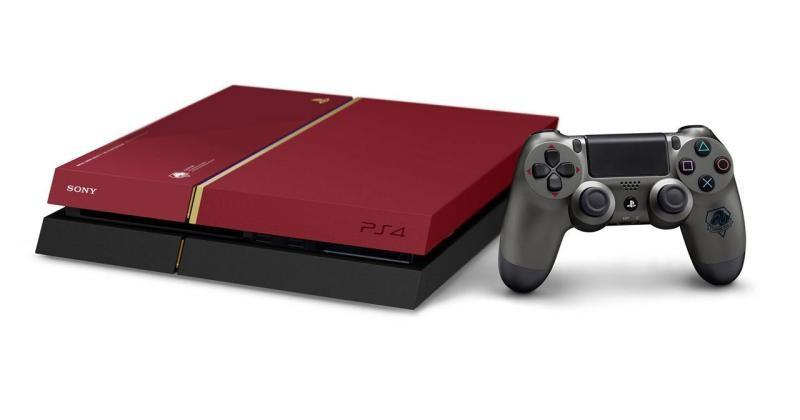 Asia to get rare MGS 5 PS4 model in honor of Snake