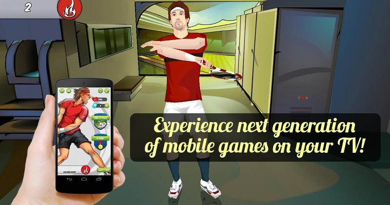 Motion Tennis arrives to turn your Android into a Wiimote