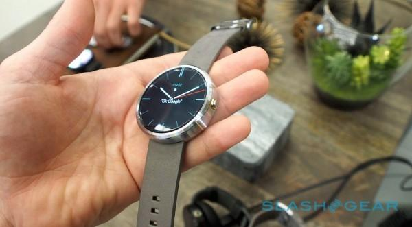 New Moto 360 colors, style possibly revealed