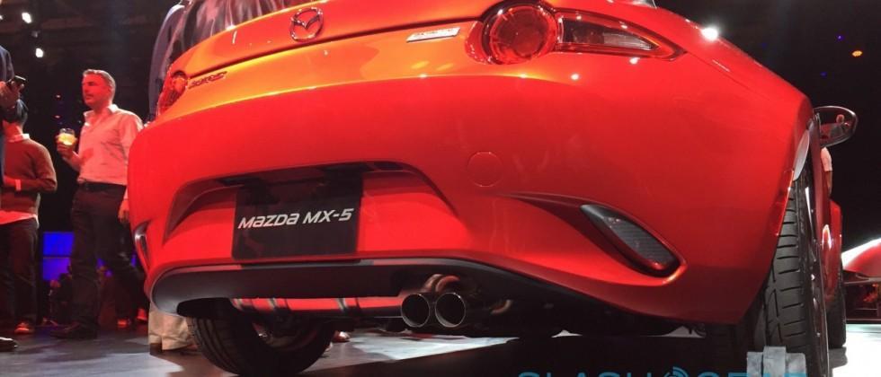 2016 Mazda MX-5 Miata arrives in Forza Horizon 2