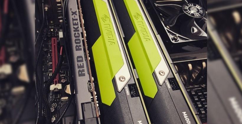 NVIDIA Quadro M6000 GPU coming this week: Deadmau5 in tow