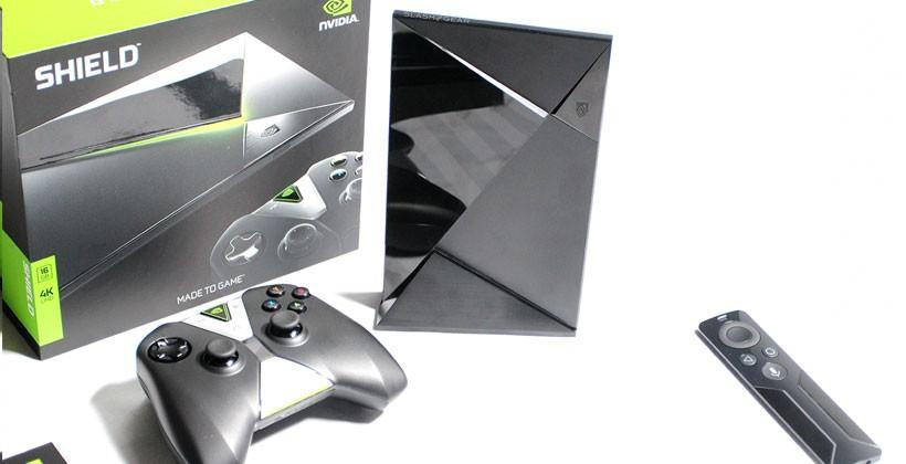 NVIDIA SHIELD Android TV hands-on