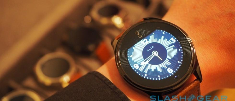 Olio's smartwatch bets on quality and minimalism: Hands-on