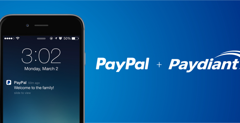 PayPal buys Paydiant, aims to challenge Apple, Google & Samsung