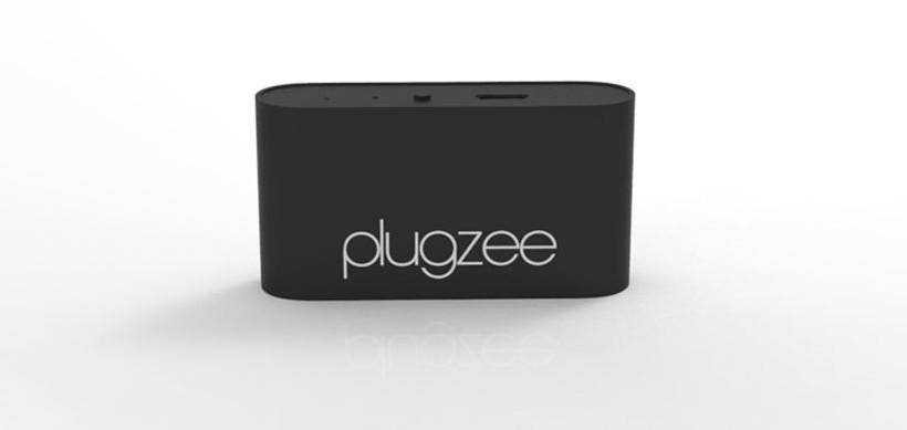 Plugzee gives any speaker Bluetooth support