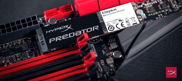 Kingston HyperX Predator PCIe SSD: ultra-fast and now available