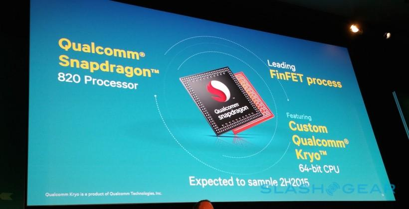 Qualcomm Snapdragon 820 teased with Kryo cores