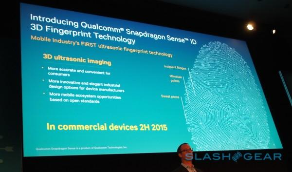 Qualcomm Snapdragon Sense ID 3D Fingerprint Technology