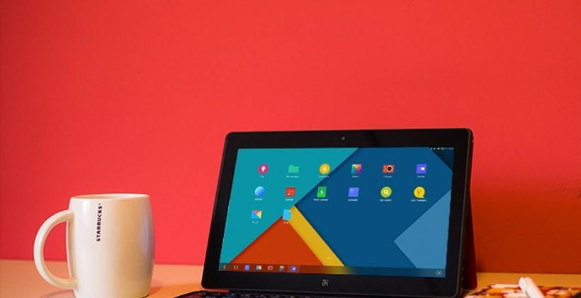 Remix 11.6-inch Android tablet aims for a laptop experience