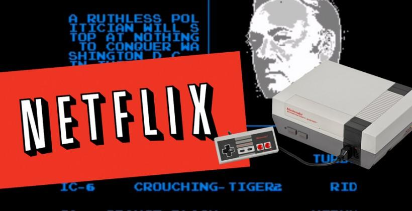 Netflix Hack Day: double log-in, Nintendo, and Earth