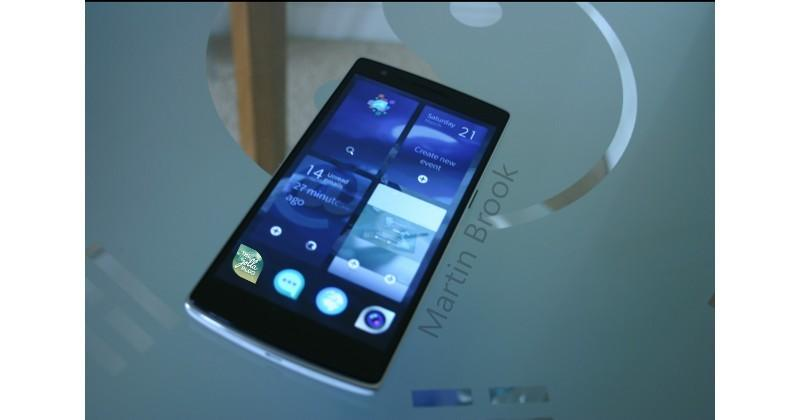 OnePlus One can run Salifish OS, somewhat