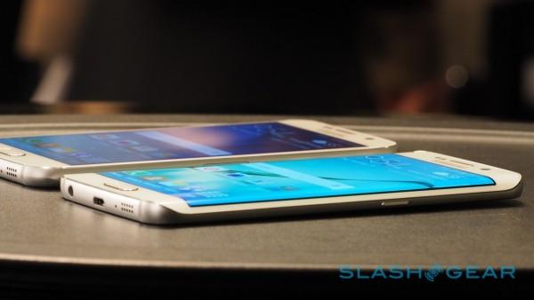 Samsung Galaxy S 6 and S6 edge