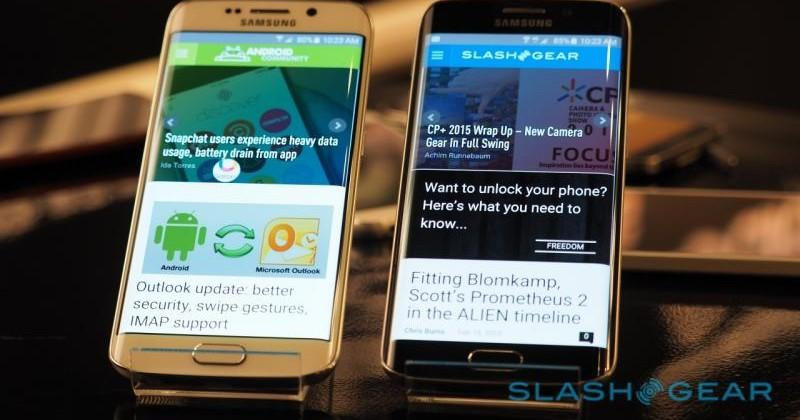 Samsung Galaxy S6 topples Galaxy Note 4 as OLED king