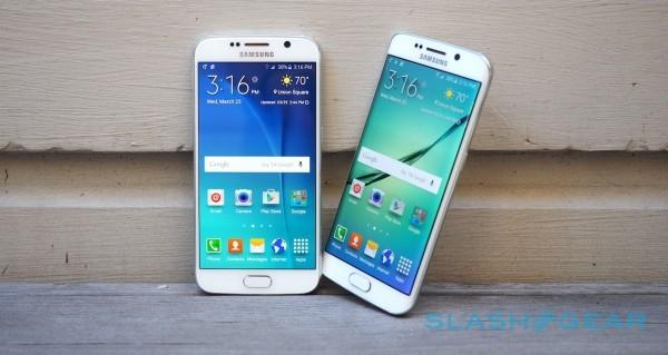 Galaxy S6 and S6 edge are up for pre-order; here's where to get one