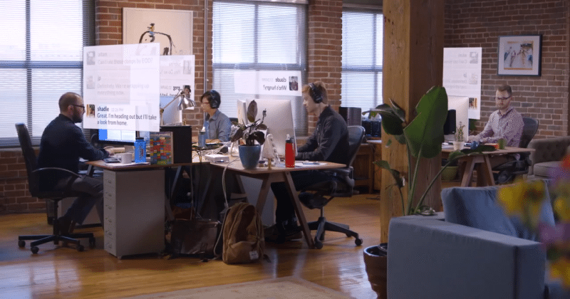 Slack: the hip and modern way to communicate at work