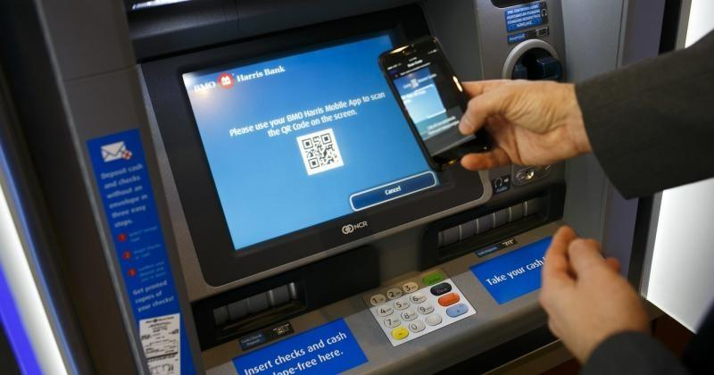 Smartphone cash withdrawals set to fight card fraud