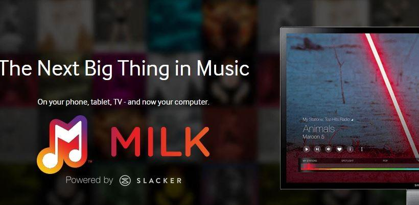 Samsung Milk Music launches on the Web