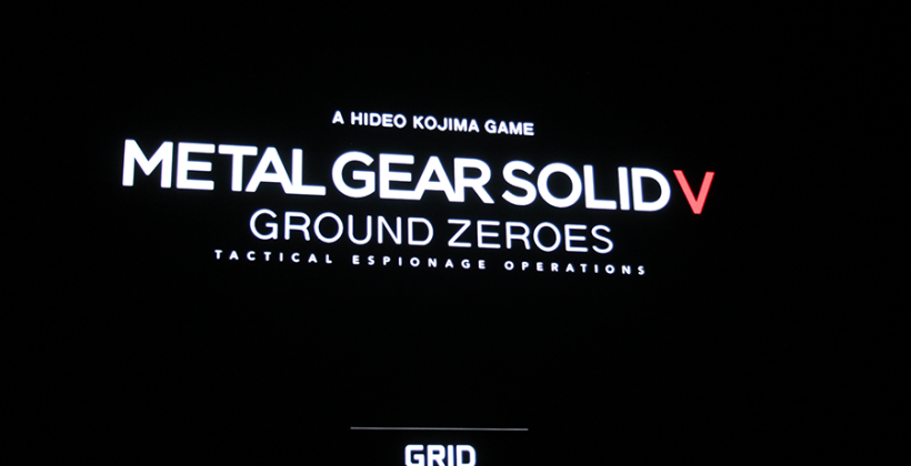 Metal Gear Solid V: Ground Zeroes coming to NVIDIA GRID