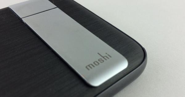 Moshi Kameleon Review — the iPhone 6 kickstand king