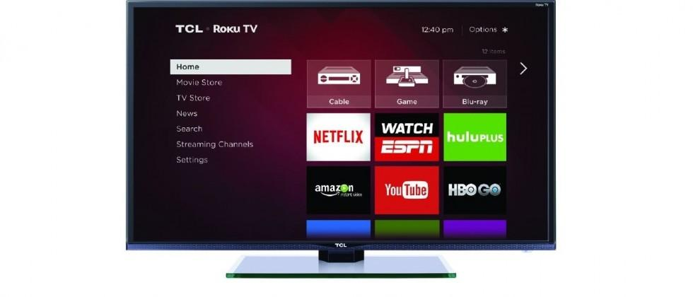 Roku unveils new smart TV lineup, adds Sling TV and