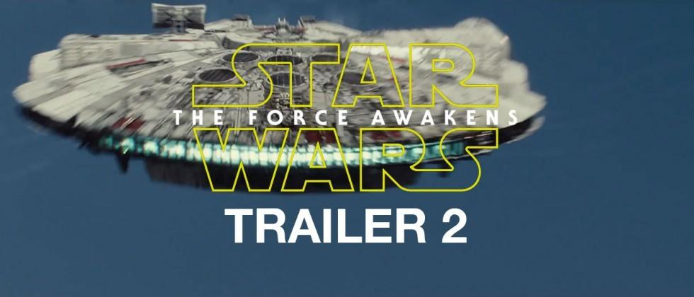 Star Wars 7 Trailer 2: coming April 17th