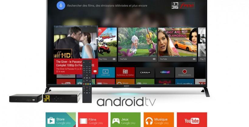 Freebox mini 4K brings Android TV international