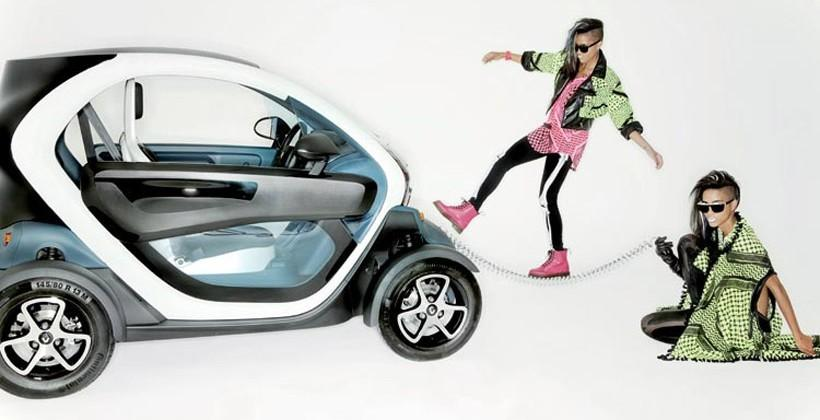 Renault Twizy 45 is legal to drive in France at 14 years old