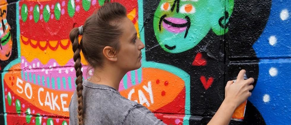Talking to Google about Street Art Project's second wave