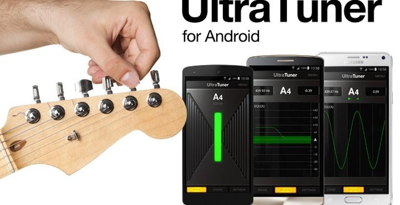 UltraTuner for Android launches to keep your guitar in tune