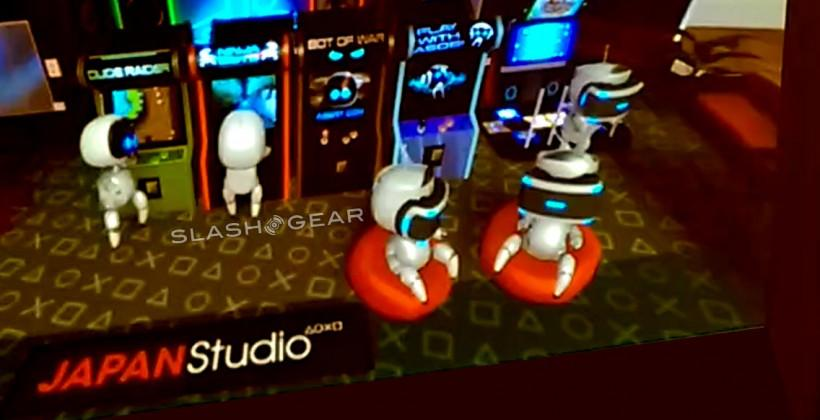 PS4 PlayRoom VR: our first look as Augmented becomes Virtual