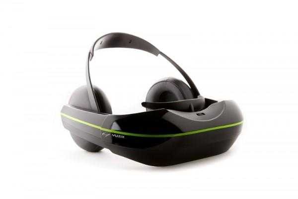 Vuzix IWear 720 Video Headphones