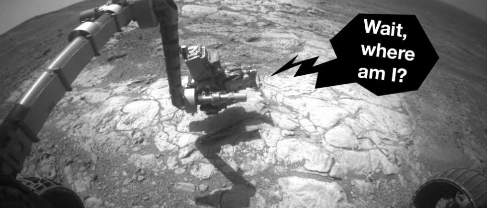 Opportunity rover shows its age with double amnesia event